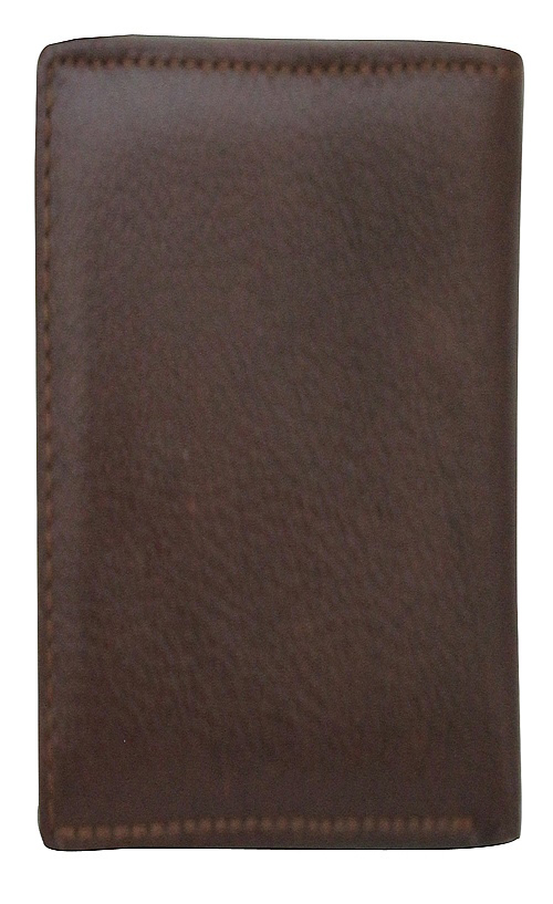 Imperial Horse Mesh Brown Wallet