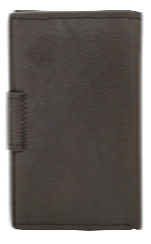 New Imperial Horse Brown Wallet With Flap Clip