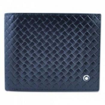 MontBlanc Genuine Leather Mens Wallet MBS 905A