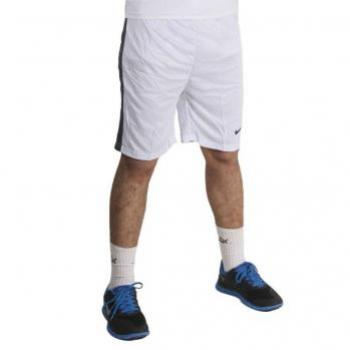 NIKE SPHERE SHORTS WHITE AND DARK GREY
