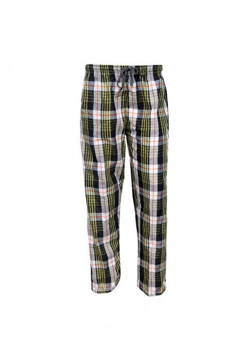 BUY 4 COTTON CHECKERED LOUNGE PANTS PAJAMAS