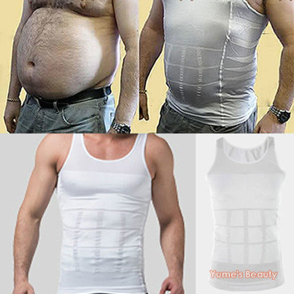 Pack of 2 Slim N Lift Slimming Vest For Men