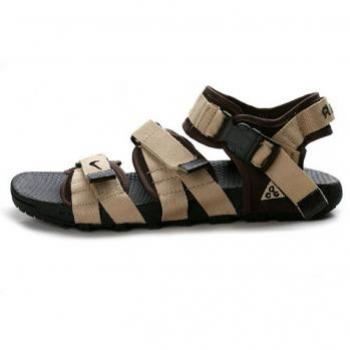 NIKE BEIGE COLOR SANDALS