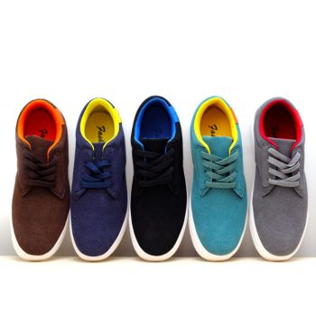 Pair Of Fashion Sneakers  Fashionable Walk With PE