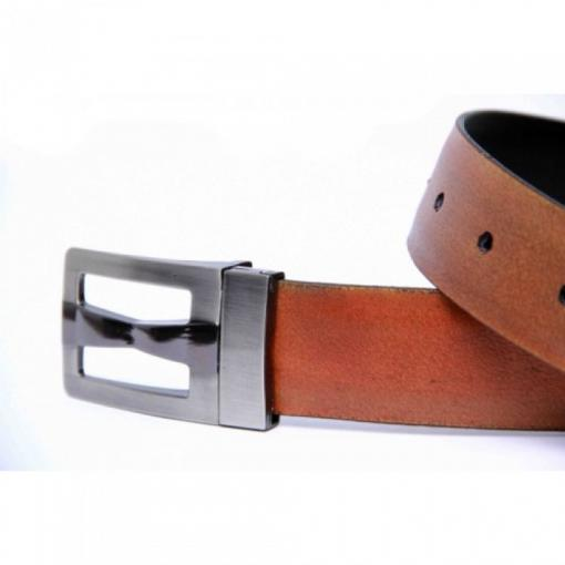 DOUBLE SIDE FORMAL STYLE GENUINE LEATHER BELT