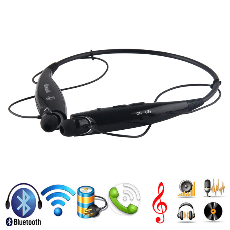 Wireless HV 800 Stereo Bluetooth Headset