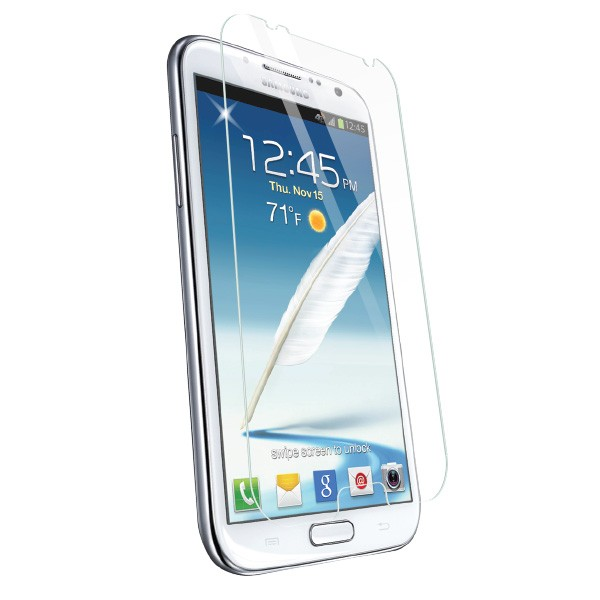 Galaxy Note II Tempered Glass Protector