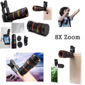 Magic 8x Zoom Telescopic Lens