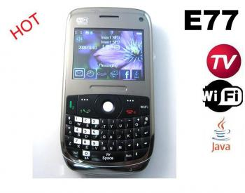 GSM Mobile Phone with Wifi & TV E-77