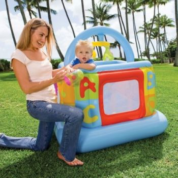 Intex Soft sides Lil Baby Inflatable Gym