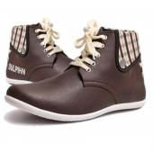 Casual Shoes Chocolate Brown MBS-445