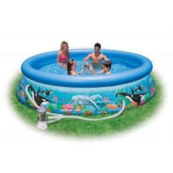New Intex Easy Set Pool