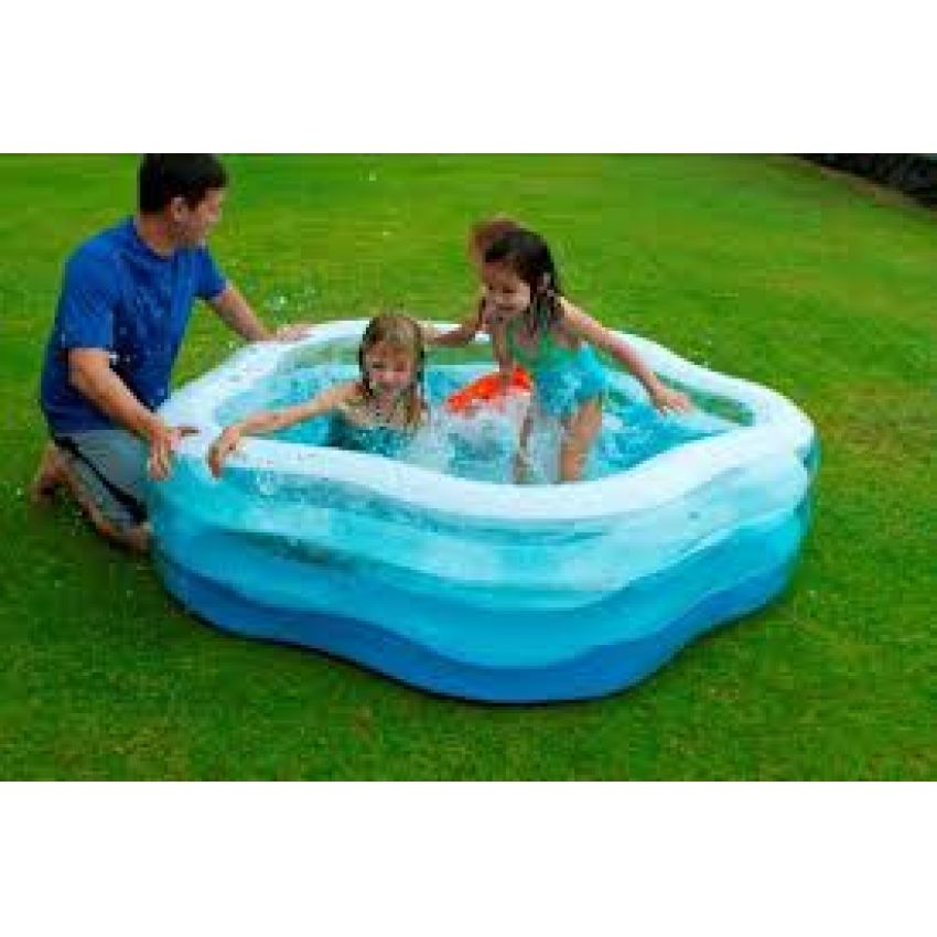 Intex Swim Center Summer Colors Pool 56495 In Pakistan Hitshop