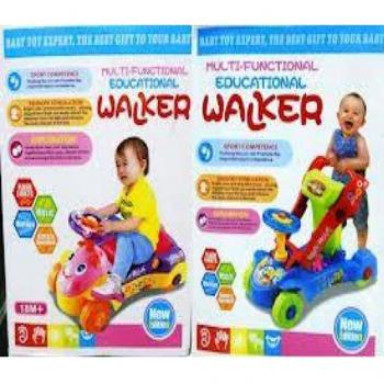 Multifunctional Educational Walker
