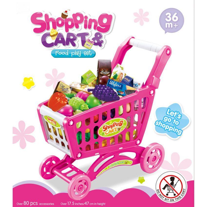 1 Shopping Cart Children Trolley In Pakistan Hitshop Pk