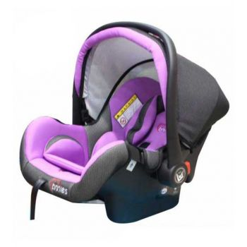Tinnies Carrycot Purple