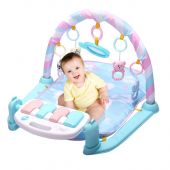 Baby Activity Play Gym With Mattress And Musical P
