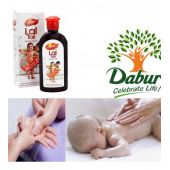 Baby Massage Oil Dabur Lal Tail