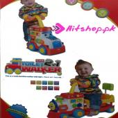 Kids Toilet Walker Car