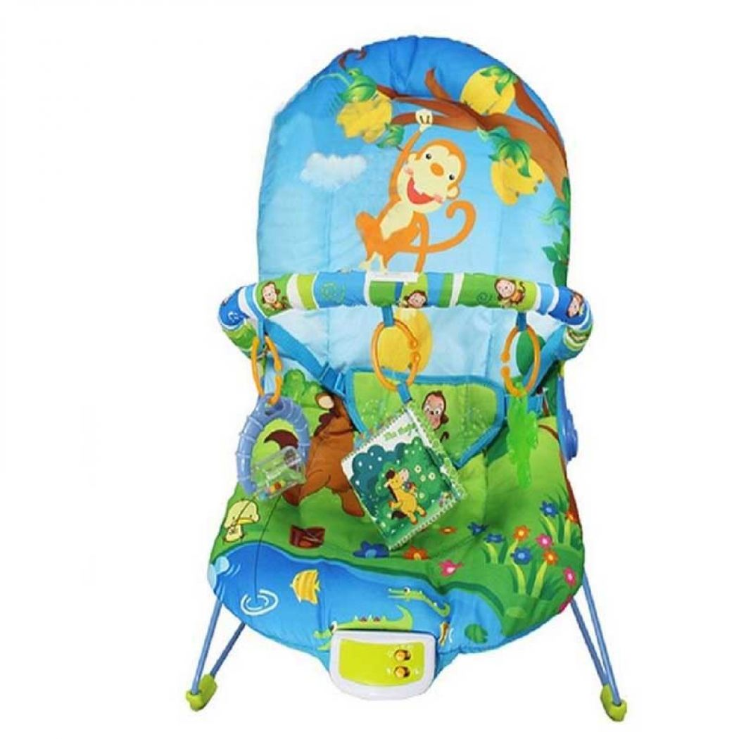 JoyMaker Musical Vibrating Bouncer For Baby