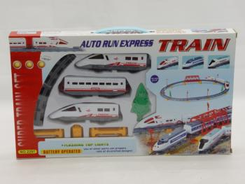 Auto Run Express Train