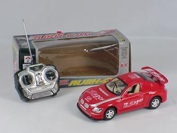 Rush Car With Remote