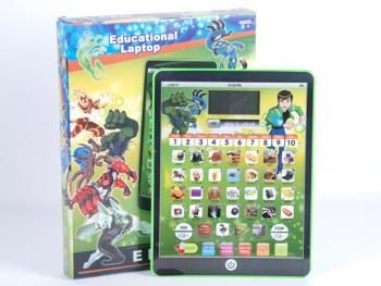 Ben10 - Educational Pad