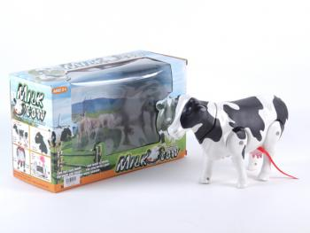 Battery Operated Milk Cow