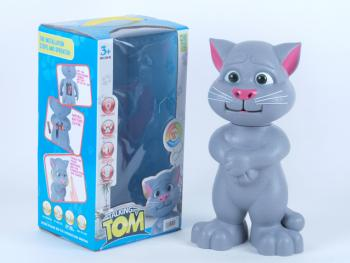 Battery Operated Talking Tom Cat