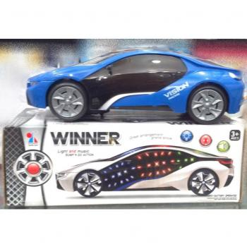 Winner Music Car