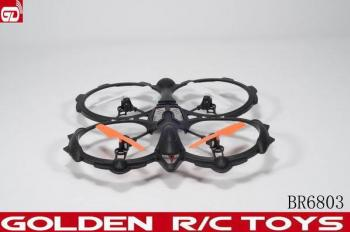 Popular BR6803 6-CH with camera 2.4g rc quadcopter