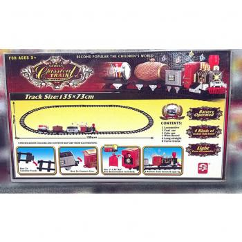 Classical Train Battery Operated