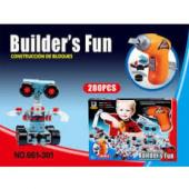 Builder S Fun Toy For Junior Engineers