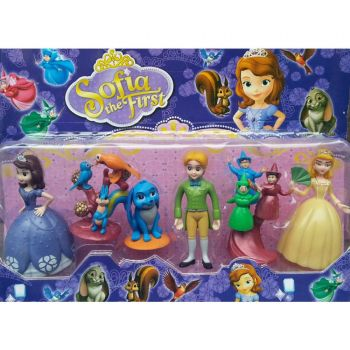 Sofia The First - Action Figure Set
