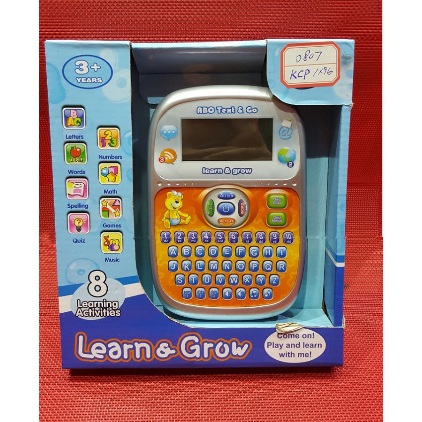 Kids Learn And Grow Machine
