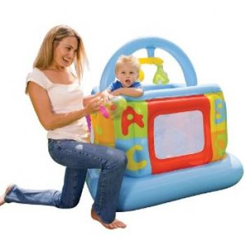 Intex Soft-sides Lil Baby Inflatable Gym