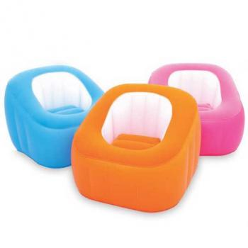 Comfort Quest Comfy Cube Chair With Pump
