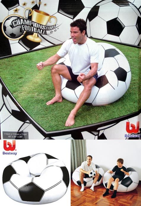 Intex Football sofa