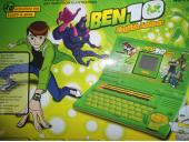 Ben10 Learning Laptop 20 Activities