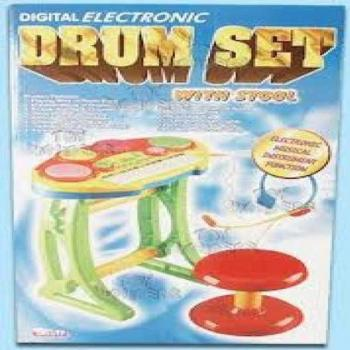 Drum Set Wd Stool 5001A