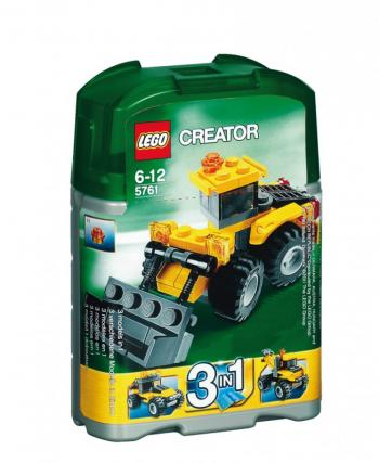 Lego Mini Digger Block Game