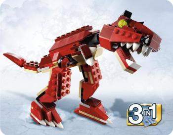 Lego Prehistoric Hunters Blocks