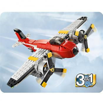 Lego Propeller Adventures Block Game