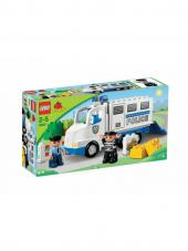 Lego Police Truck Block Game