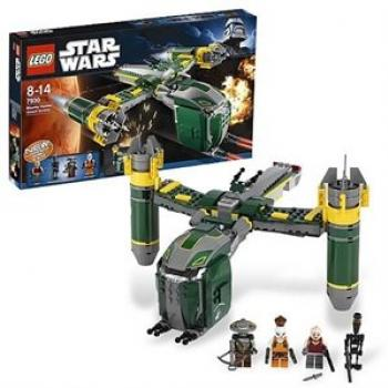 Lego Bounty Hunter (TM) Assault Gunship Blocks