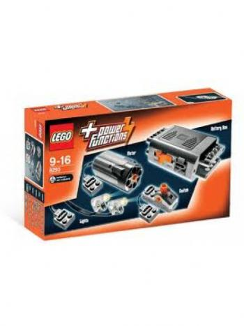 Lego Power Functions Motor Set Block Game