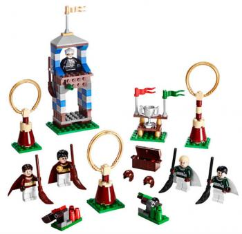 Lego Quidditch Match Blocks