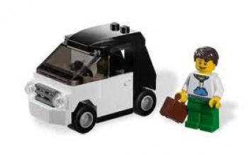 Lego Small car
