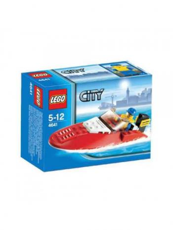 Lego Speed Boat Block Game