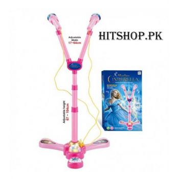 Cinderella Double Toy Microphone